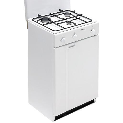 Image of Bompani BI900YA/L Piano cottura Gas Bianco cucina