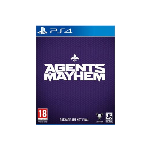 Agents of Mayhem PS4 Basi