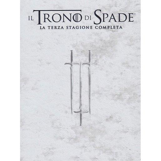 Il trono di spade Stagione 03 (DVD)