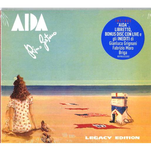 Aida Legacy Edition, 2CD