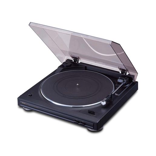Denon DP 29F Belt drive audio turntable Nero piatto audio