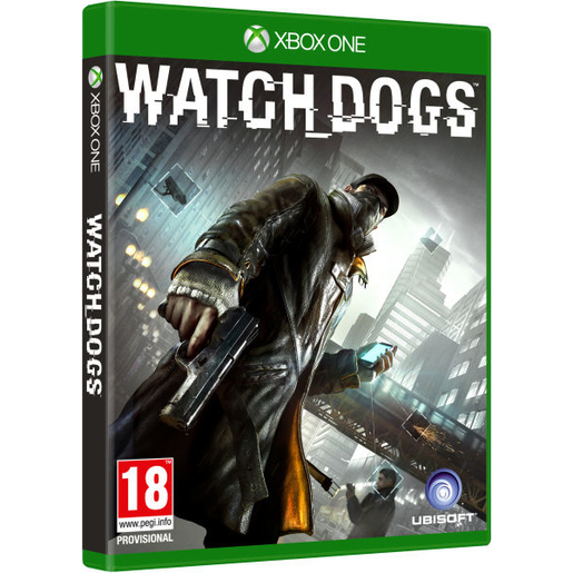 Image of Ubisoft Watch Dogs, Xbox One