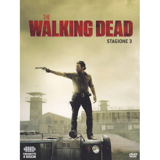 Image of The Walking Dead - Stagione 3 (4 DVD)