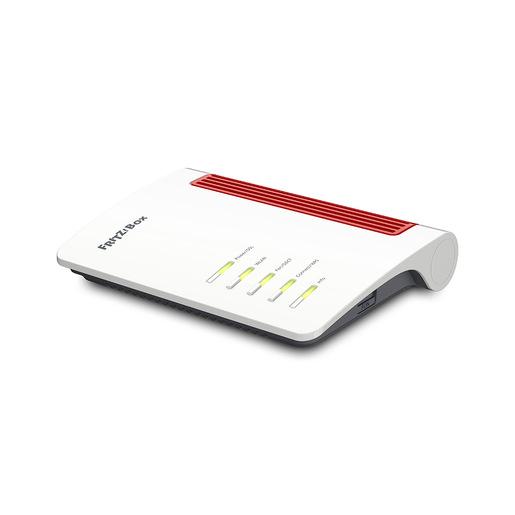 Image of FRITZ!BOX 7530 INTERNATIONAL Bianco/Rosso