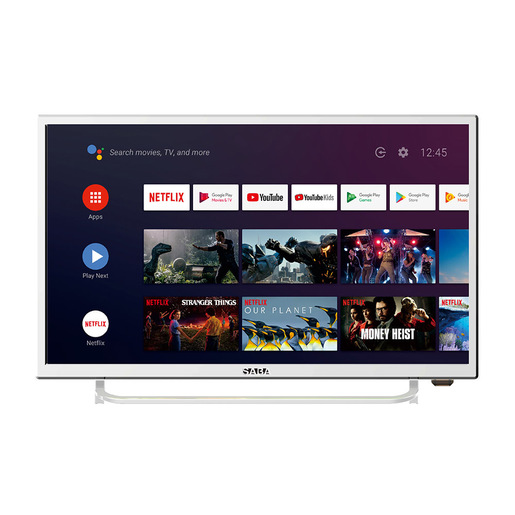 Image of SABA SA24S46A9 TV 61 cm (24'') WXGA Smart TV Wi-Fi Argento