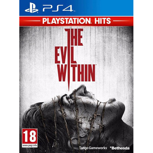 Image of The Evil Within, PlayStation Hits