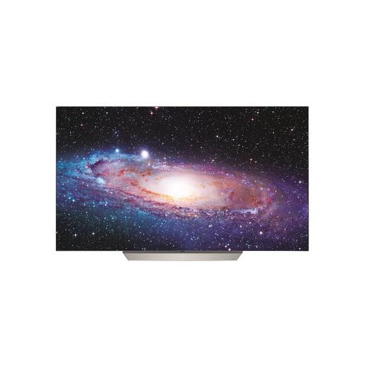 Image of LG OLED65C7V 65'' 4K Ultra HD Smart TV Wi-Fi Argento LED TV