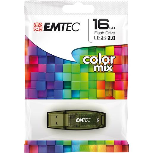 Image of Emtec C410 unità flash USB 16 GB USB tipo A 2.0 Rosso