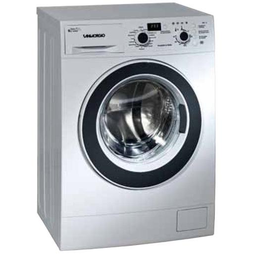 Image of SanGiorgio SENS812D lavatrice Caricamento frontale 8 kg 1200 Giri/min