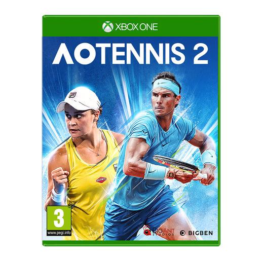 Image of Bigben Interactive AO Tennis 2 Basic ITA Xbox One