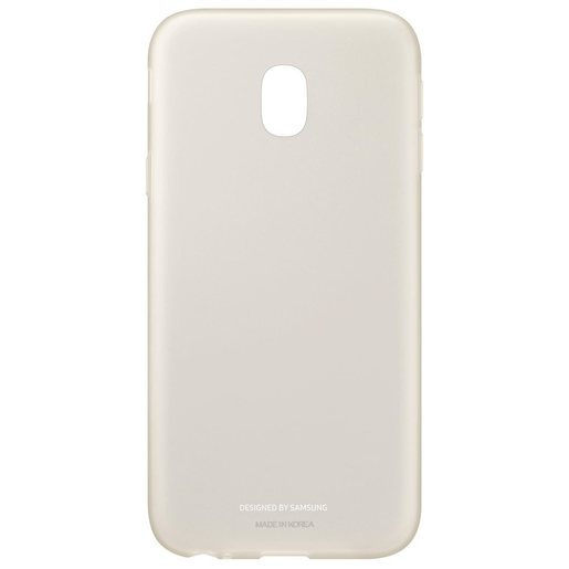 Image of Samsung Jelly cover gold per Galaxy J3 (2017)
