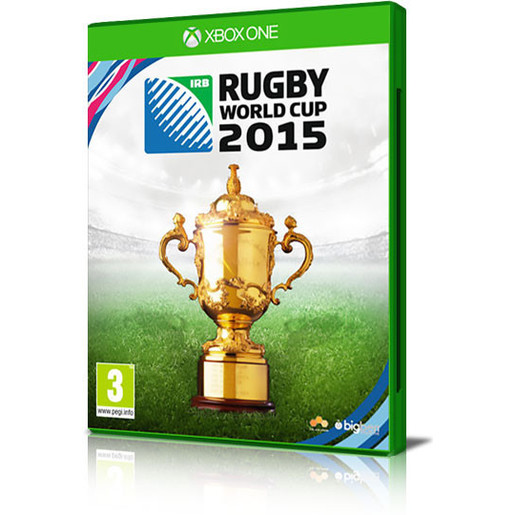 Image of Rugby World Cup 2015 - Xbox One