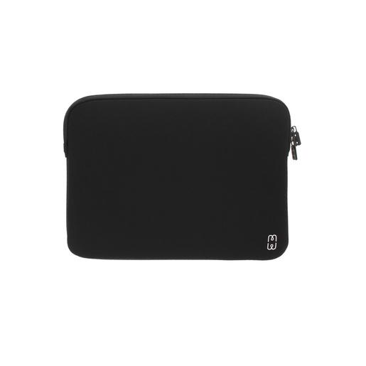 MW 410022 borsa per notebook 38,1 cm (15'') Custodia a tasca Nero, Bian