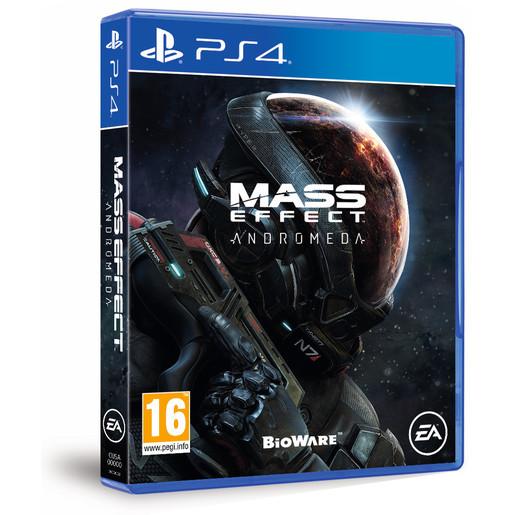 Mass effect: Andromeda  P