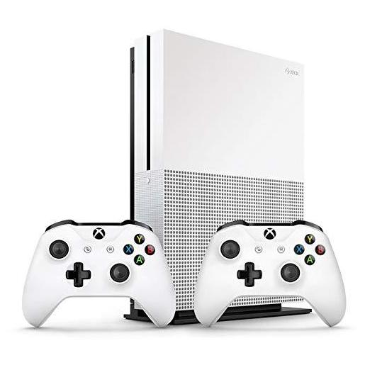 Image of Microsoft Xbox One S 1TB Bianco + secondo controller