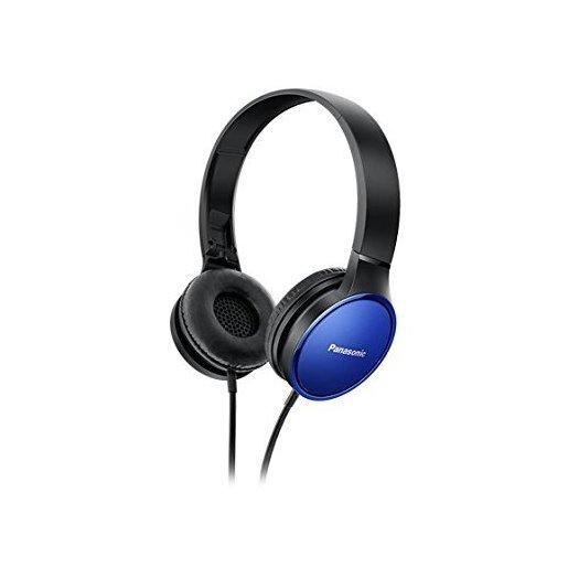 Image of Panasonic RP-HF300E-A Padiglione auricolare Stereofonico Cablato Nero,