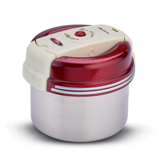 Ariete 630 macchina per gelato Rosso, Acciaio inossidabile, Bianco 10