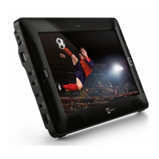Image of TELE System TS09 DVB-T2 HEVC 9'' TFT Nero TV portatile