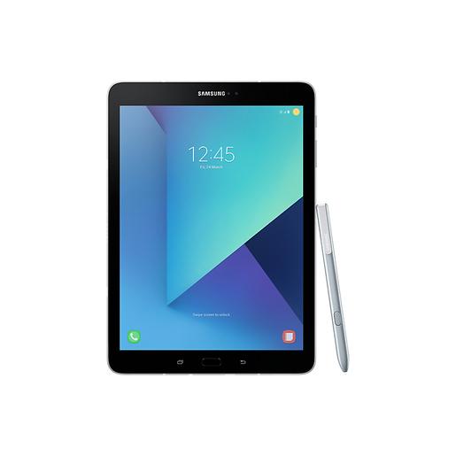 Image of Samsung Galaxy Tab S3 SM-T825NZSAITV 32GB 3G 4G silver tablet