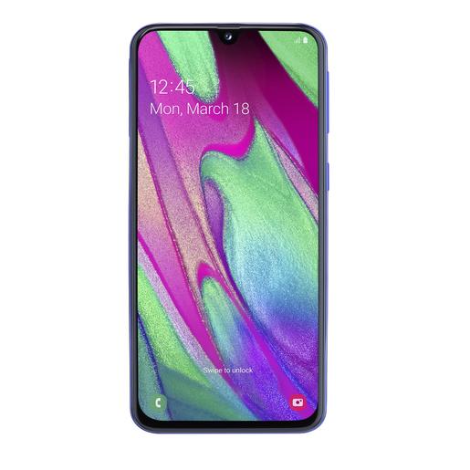 Image of Samsung Galaxy A40 SM-A405FN/DS 5.9'' 4 GB 64 GB Blu
