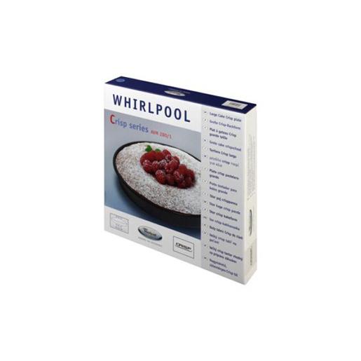 Image of Whirlpool Tortiera crisp per microonde 28 cm