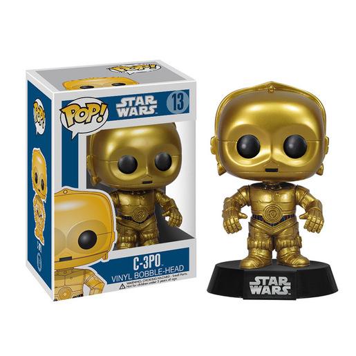 FUNKO Pop! Star Wars: C 3PO Personaggio da collezione