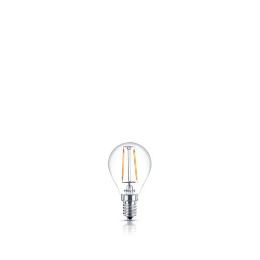 Image of Philips DecoLED Filament 25W E14 lampada LED