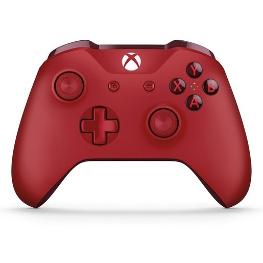 Image of Microsoft Xbox Wireless Controller Gamepad Xbox rosso