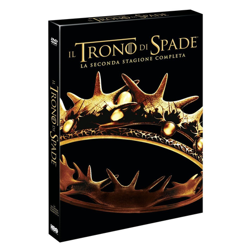 Il Trono di Spade - Stagione 2 (5 DVD)