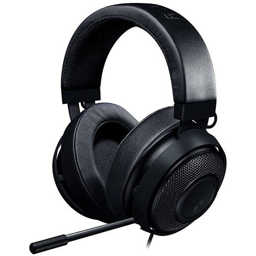 Image of Razer Kraken Pro V2 Stereofonico Padiglione auricolare Nero cuffia e a