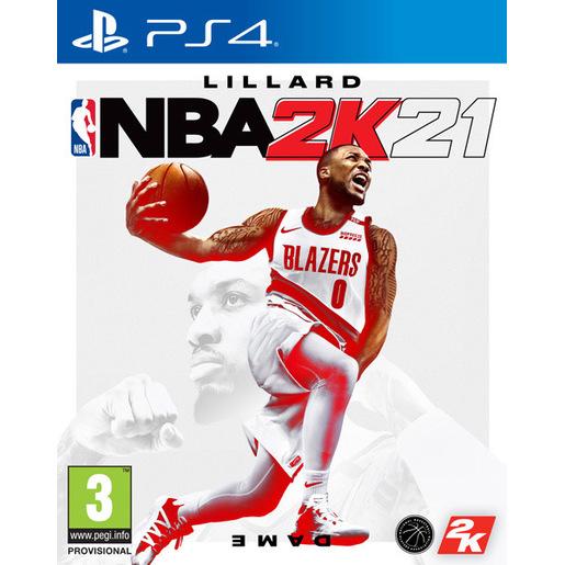 Image of NBA 2K21, PlayStation 4