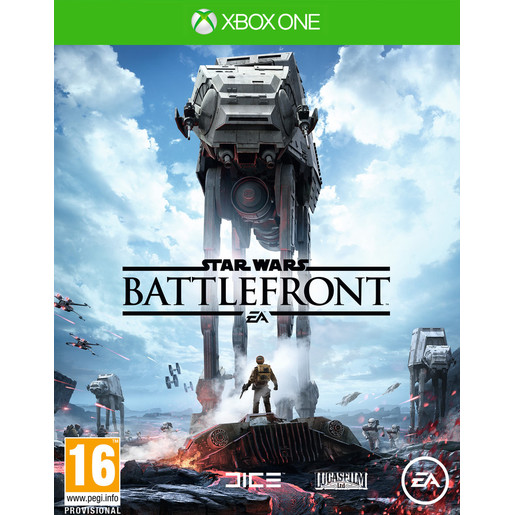 Image of Star Wars battlefront - Xbox One