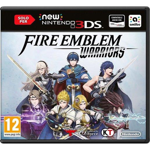 Image of Fire Emblem Warriors - 3DS