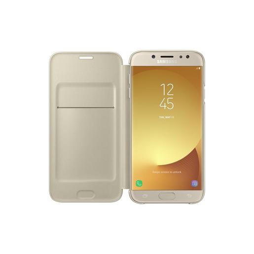 Image of Samsung EF-WJ730C 5.5'' Custodia a libro Oro