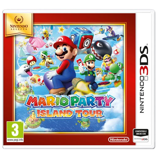 Image of Nintendo Mario Party: Island Tour