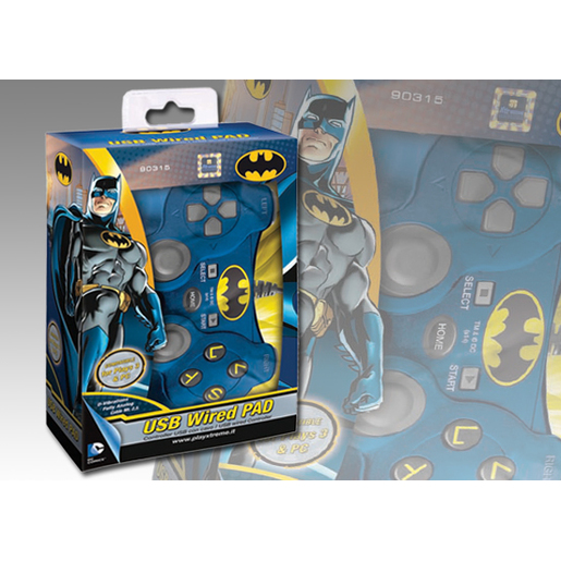 Image of Xtreme Controller PS3 Batman