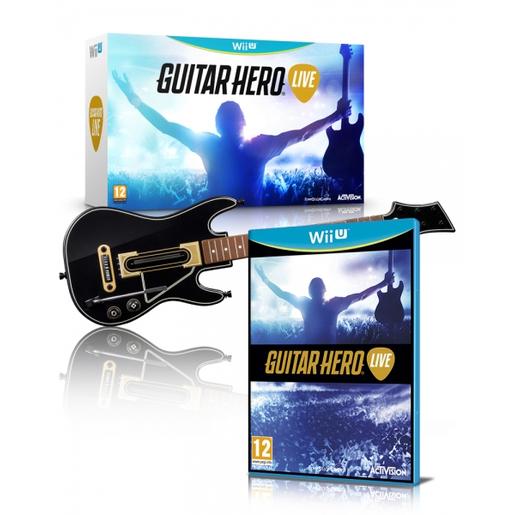 Guitar Hero Live Wii U