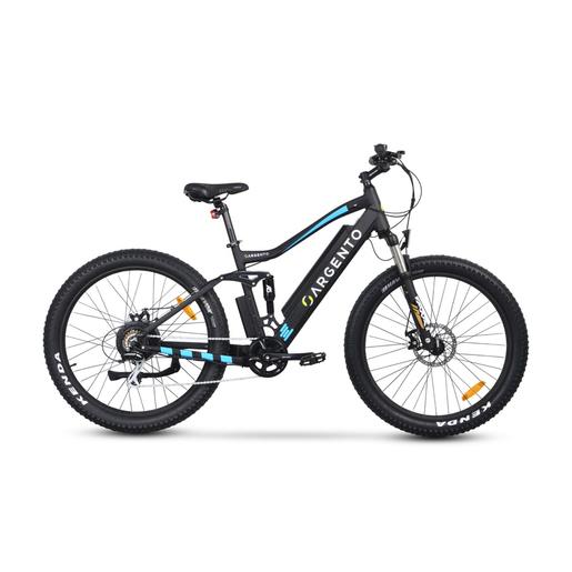 Image of Argento Bike Performance Pro Nero, Blu 69,8 cm (27.5'') Litio 25 kg