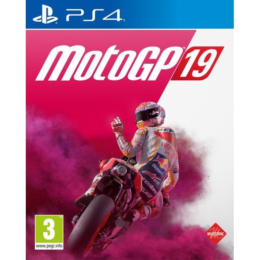 Image of MOTOGP 19 PS4