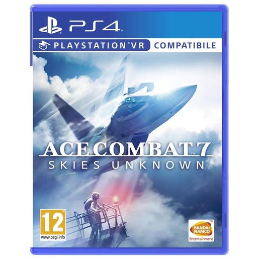 Image of Ace combat 7: skies unknown - Playstation 4