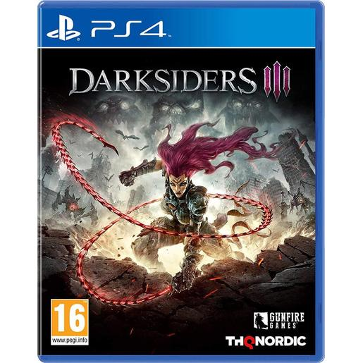 Image of DARKSIDERS 3 PS4