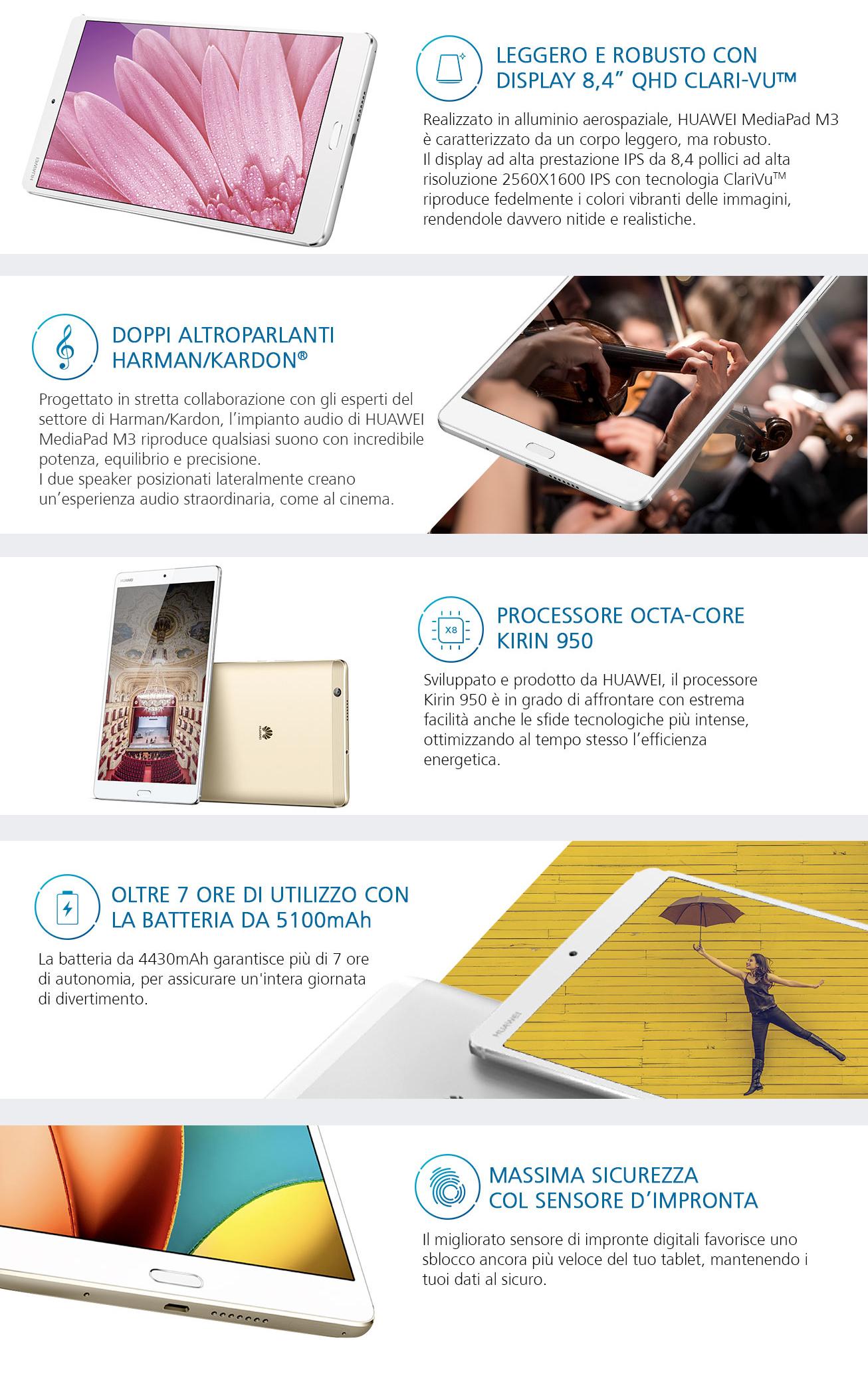 Schemi Elettrici Huawei : Huawei mediapad m3