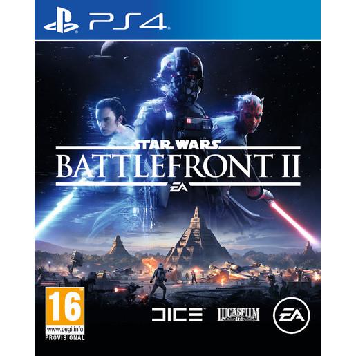Image of Star Wars battlefront II - Playstation 4