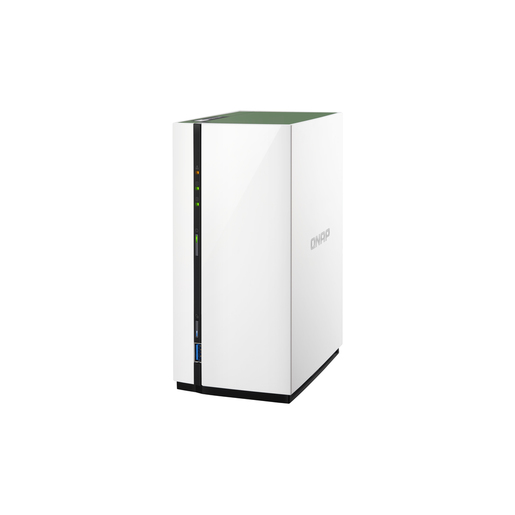 QNAP TS 228A server NAS e di archiviazione Collegamento ethernet LAN M