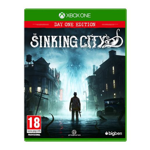 Image of Bigben Interactive The Sinking City - Day One Edition Basic Xbox One