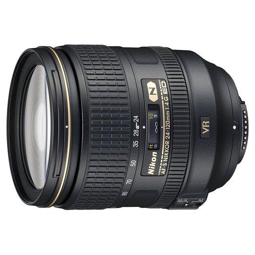 Image of Nikon AF-S Nikkor 24-120mm f/4G ED VR SLR Obiettivi con zoom standard