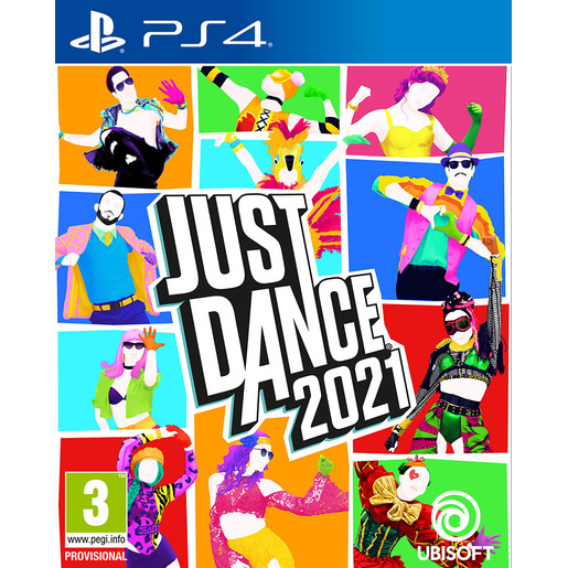 Image of Just Dance 2021, PlayStation 4