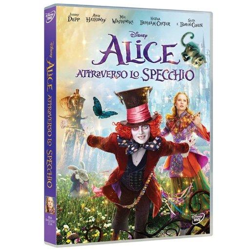 Image of Alice attraverso lo specchio (DVD)