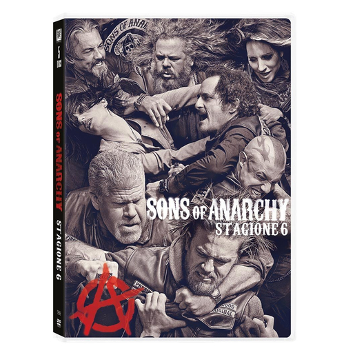 Image of Sons Of Anarchy - Stagione 6 (DVD)