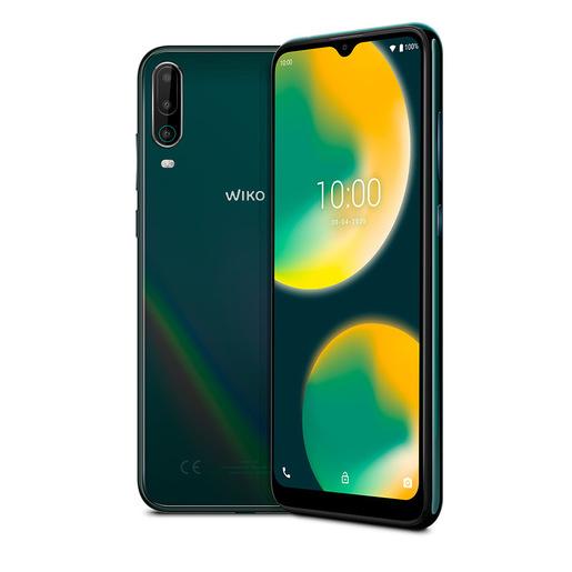 Wiko View4 16,6 cm (6.52'') 3 GB 64 GB Doppia SIM 4G Micro USB Verde An
